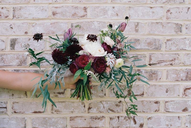 Blumen Im Brautstrauss Hochzeitsstrauss Hochzeitsbouquet Blumendeko