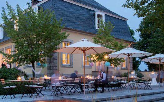 Hardenbergsches Haus – Speisezimmer