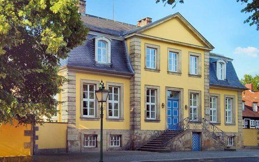 Hardenbergsches Haus – Bibliothek