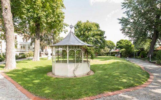 Parkhotel Bilm im Glück – der Wintergarten