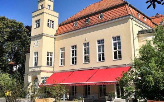 Villa Schützenhof – Hofgarten