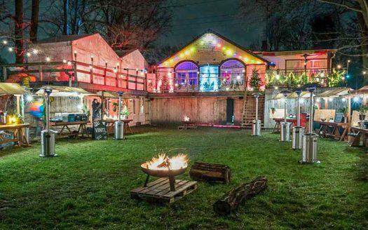 Bootshaus – Zelt