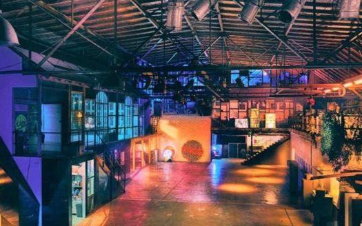 KAOS – Industriehalle
