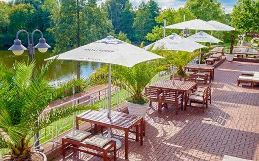 Haus Deichgraf – Loungebereich