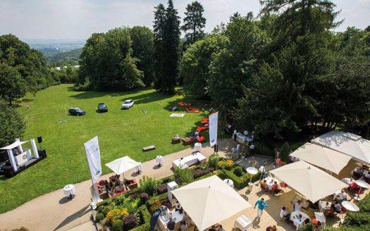 Villa Rothschild Kempinski – Weißer Salon