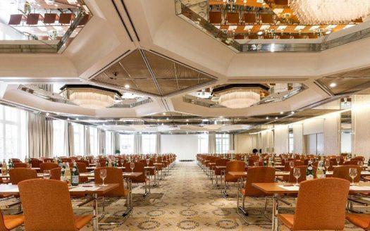 Grand Elysée Hamburg – Spiegelsaal