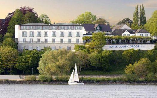 Hotel Louis C. Jacob – Französisches Zimmer