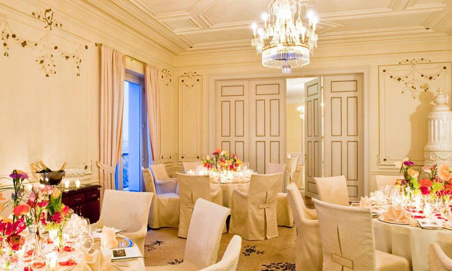 hotel louis c jacob franz sisches zimmer hochzeitssaal. Black Bedroom Furniture Sets. Home Design Ideas