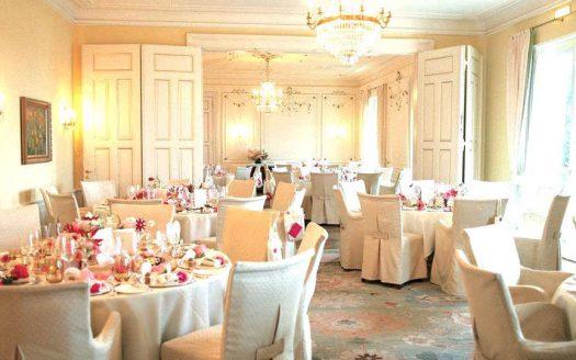 Hotel Louis C. Jacob – Gartenzimmer
