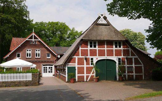 Landhaus Westerhof – Event Scheune