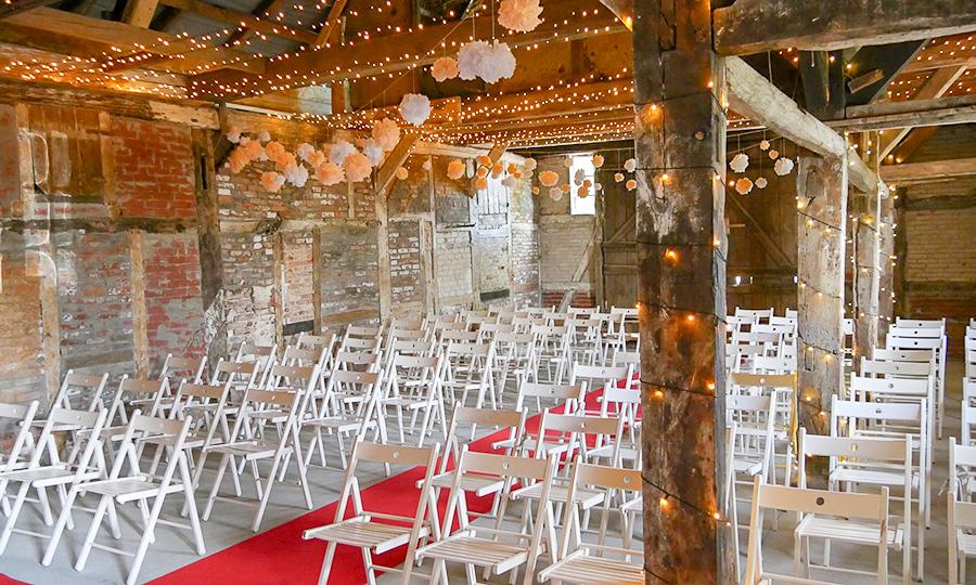 Landhaus Westerhof Event Scheune Hochzeitssaal Finder