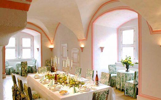 Wasserschloss Hülsede – Gewölbesaal